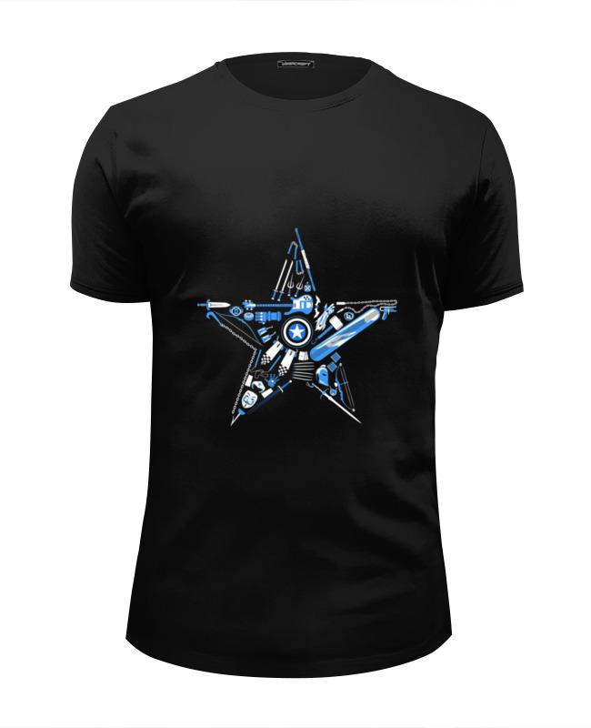 Printio Звезда футболка wearcraft premium slim fit printio звезда давида
