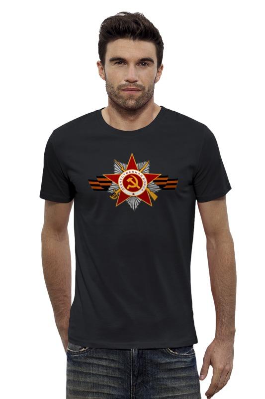 Футболка Wearcraft Premium Slim Fit Printio Орден отечественной войны валентин рунов удар по украине вермахт против красной армии