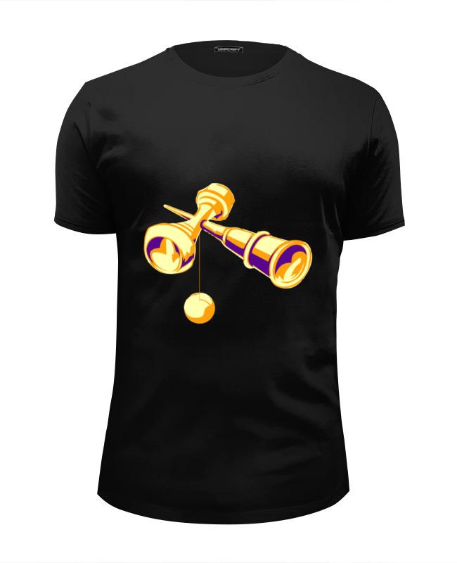Футболка Wearcraft Premium Slim Fit Printio Бильбоке (кэндама) футболка wearcraft premium printio палочки для суши