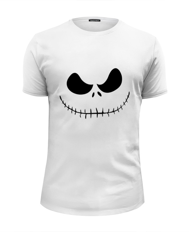 Футболка Wearcraft Premium Slim Fit Printio Happy helloween лонгслив printio dixie rebel kappa page 7