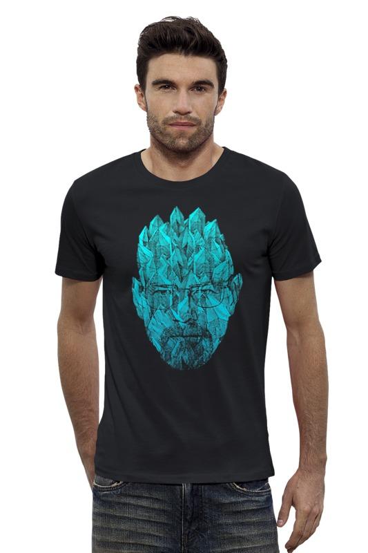 Футболка Wearcraft Premium Slim Fit Printio Heisenberg футболка wearcraft premium slim fit printio heisenberg