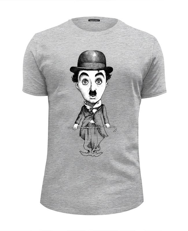 Футболка Wearcraft Premium Slim Fit Printio Charlie chaplin футболка wearcraft premium slim fit printio charlie hebdo