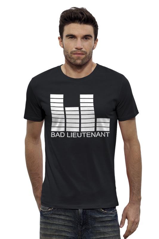 Футболка Wearcraft Premium Slim Fit Printio Bad lieutenant the french lieutenant s woman