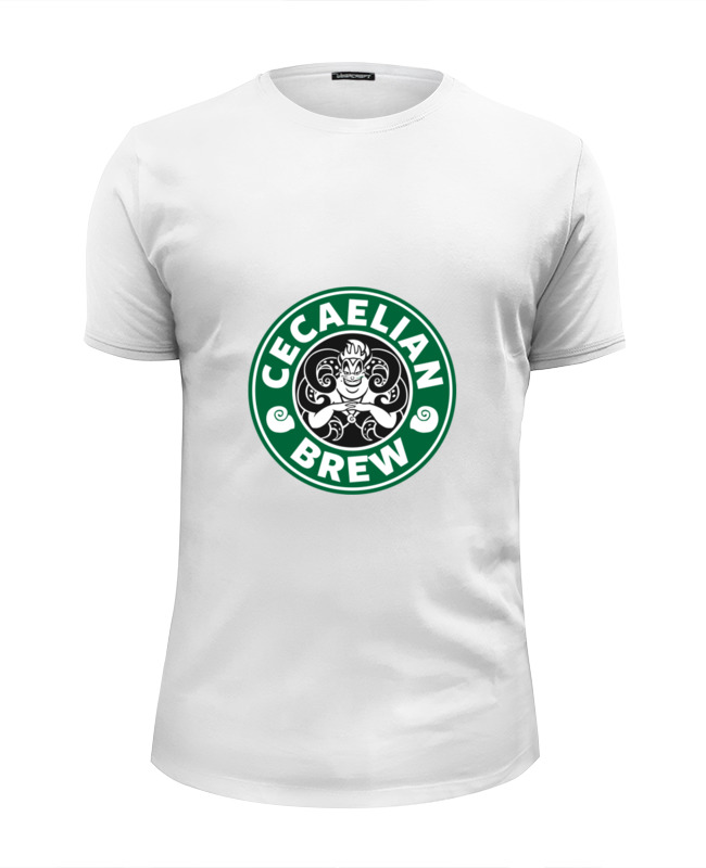 Printio Урсула футболка wearcraft premium slim fit printio русалочка