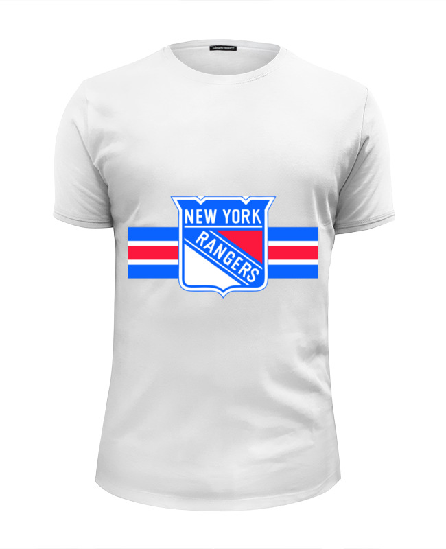 Футболка Wearcraft Premium Slim Fit Printio Нью-йорк рейнджерс футболка нью йорк для симс 3