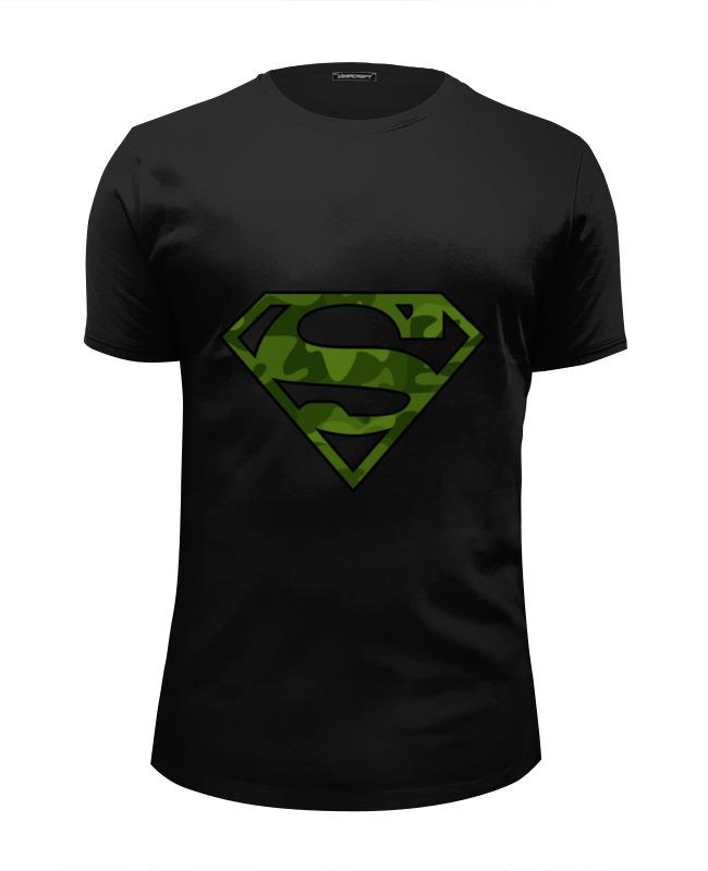 Printio Супер-солдат футболка wearcraft premium slim fit printio супер малыш