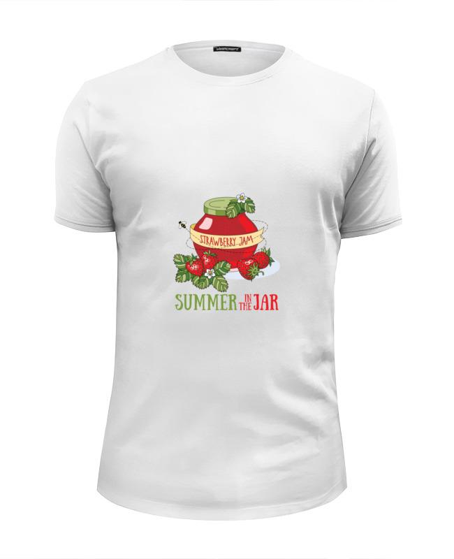 Printio Лето в банке футболка wearcraft premium printio летняя