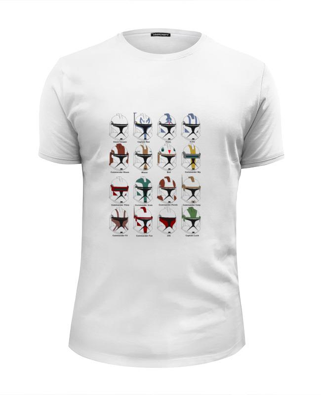 Футболка Wearcraft Premium Slim Fit Printio Звёздные войны