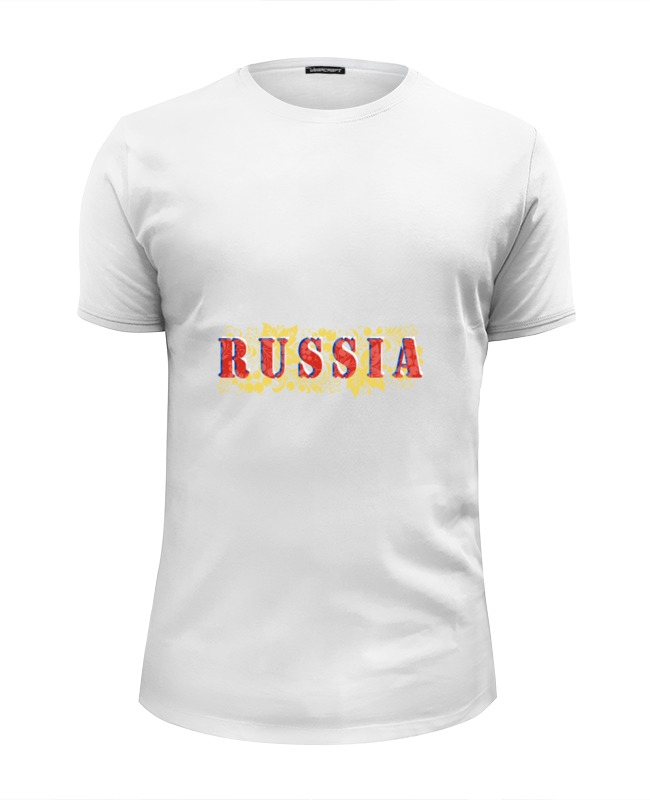 Printio Russia футболка wearcraft premium slim fit printio russia rule типа стрэйч