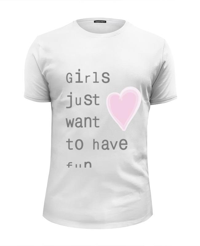 Футболка Wearcraft Premium Slim Fit Printio Girls футболка wearcraft premium slim fit printio girls sidemount