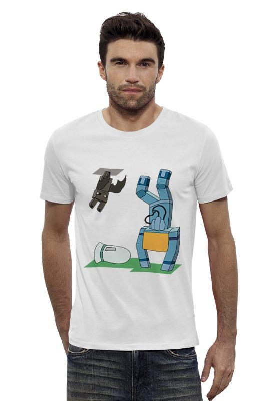 Футболка Wearcraft Premium Slim Fit Printio Майнкрафт футболка wearcraft premium slim fit printio avengers