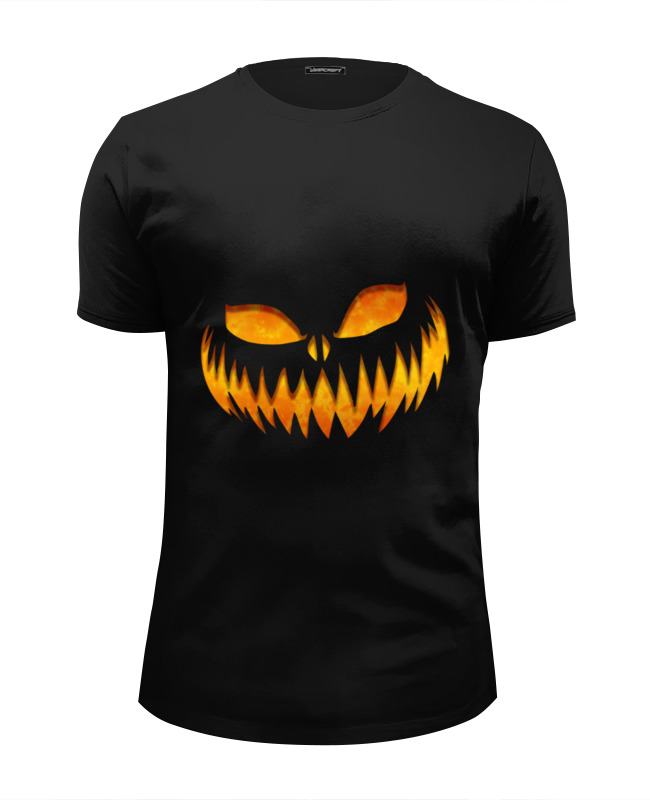 Футболка Wearcraft Premium Slim Fit Printio Halloween