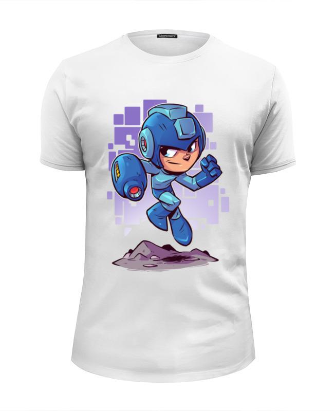 Футболка Wearcraft Premium Slim Fit Printio Супер воин футболка wearcraft premium printio бесстрашный воин