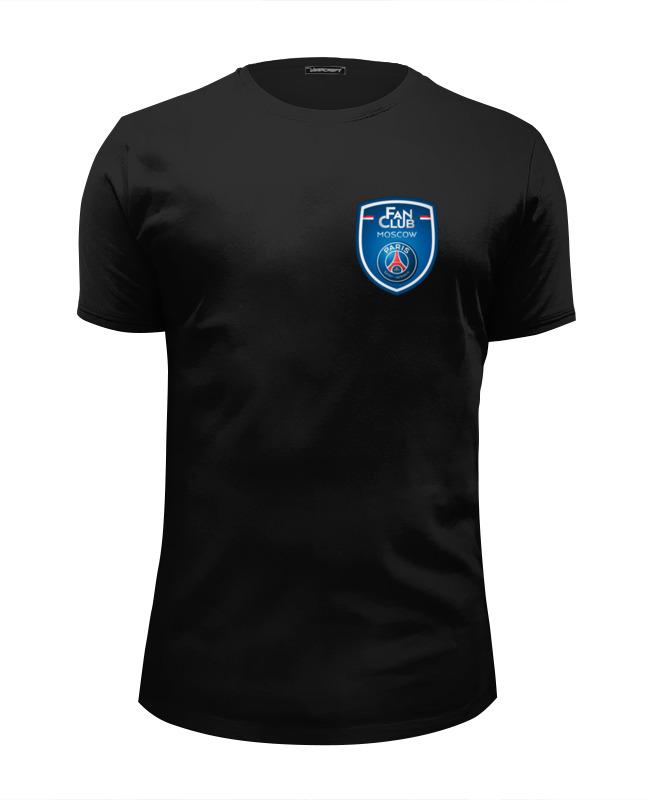 Футболка Wearcraft Premium Slim Fit Printio Фан-клуб в россии футболка wearcraft premium slim fit printio виталий седов фан клуб