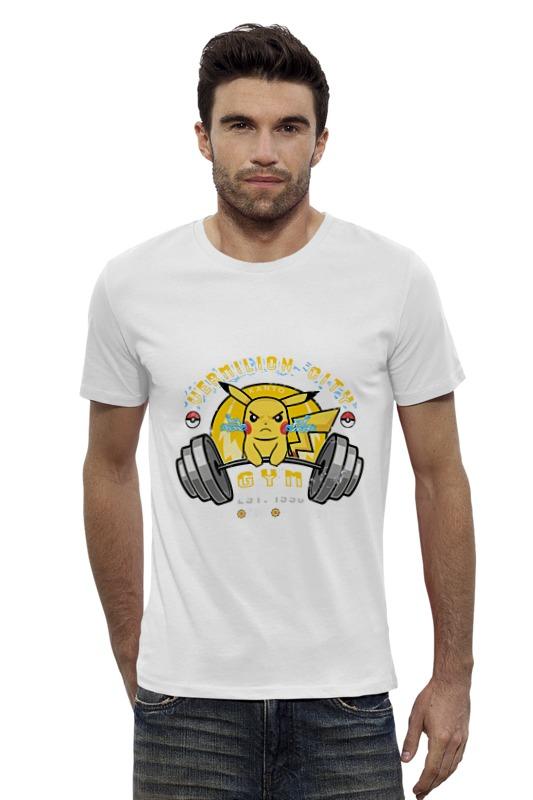 Футболка Wearcraft Premium Slim Fit Printio Покемон футболка wearcraft premium slim fit printio покемон мастер