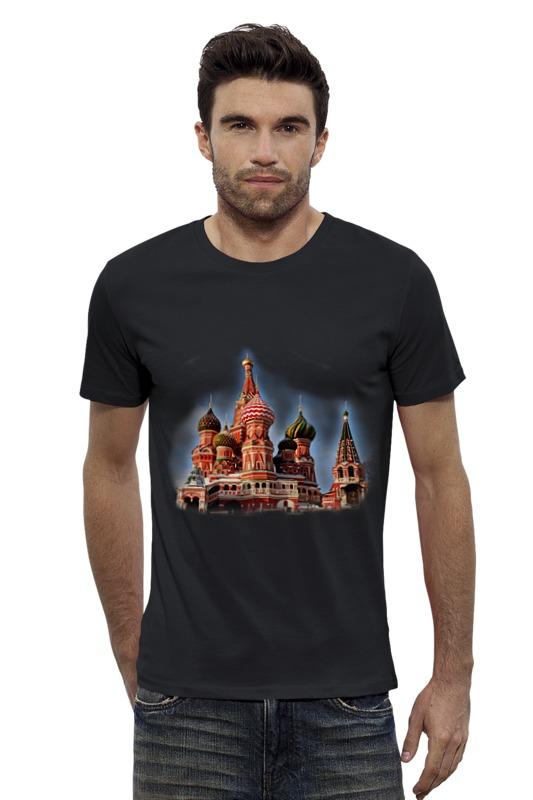 Футболка Wearcraft Premium Slim Fit Printio Москва