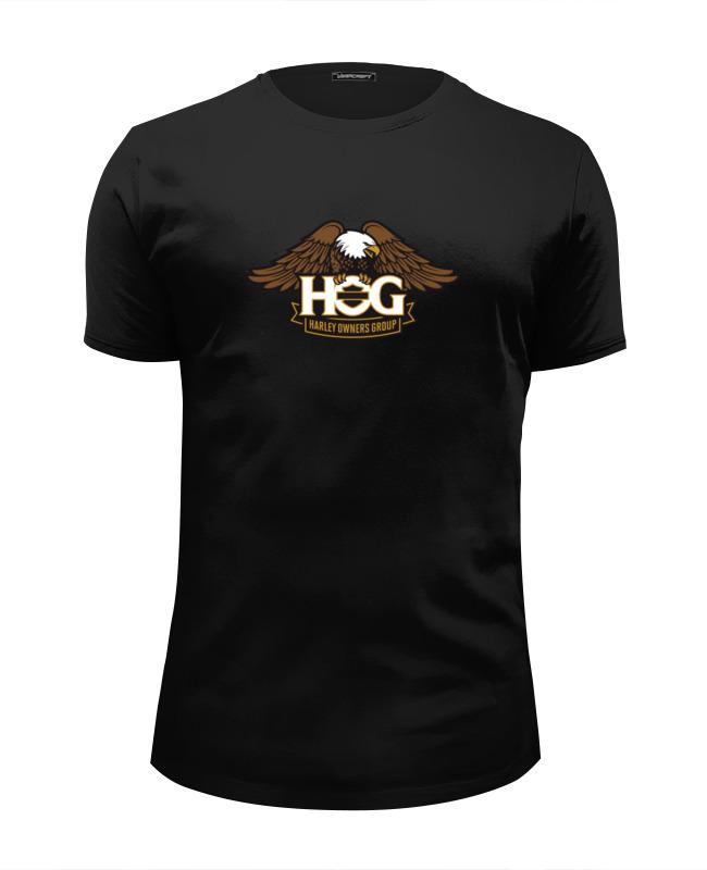 Printio Harley-davidson hog / харлей футболка wearcraft premium printio harley davidson харлей