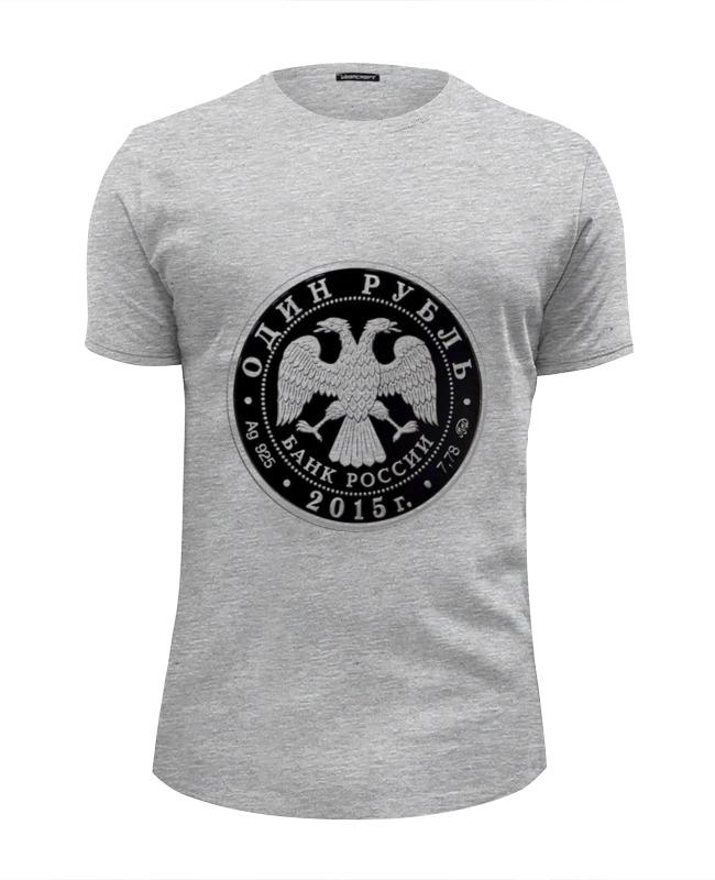 Printio Рубль футболка wearcraft premium slim fit printio стоп рубль