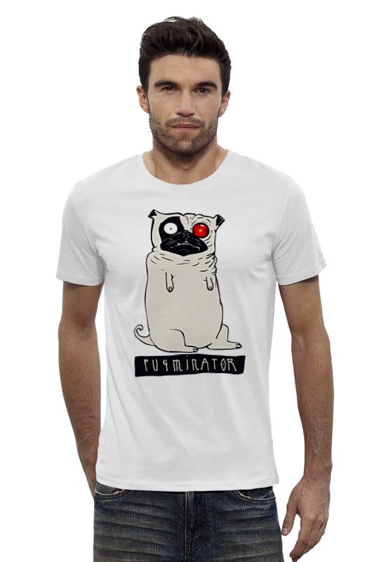 Футболка Wearcraft Premium Slim Fit Printio Пугминатор футболка wearcraft premium slim fit printio рыбка