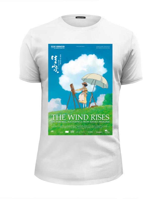 Printio Ветер крепчает / the wind rises / хаяо миядзаки