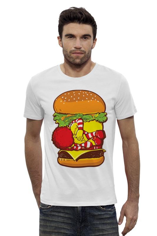 Футболка Wearcraft Premium Slim Fit Printio Чизбургер футболка wearcraft premium slim fit printio avengers