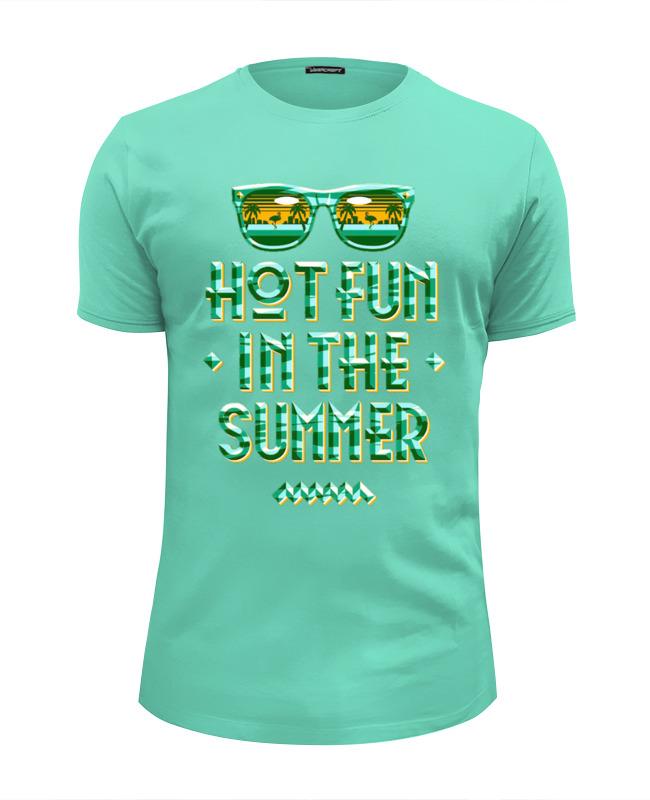 Футболка Wearcraft Premium Slim Fit Printio Summer футболка wearcraft premium slim fit printio jeep summer
