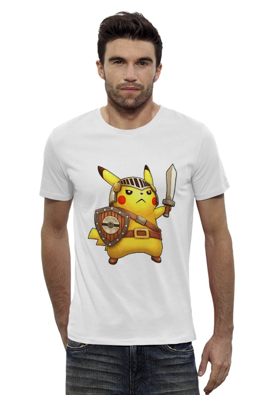 Футболка Wearcraft Premium Slim Fit Printio Pokemon футболка wearcraft premium slim fit printio кит