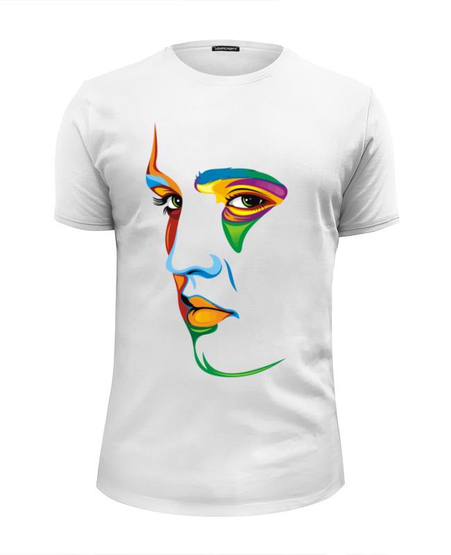 Футболка Wearcraft Premium Slim Fit Printio Элвис пресли (elvis presley) футболка wearcraft premium slim fit printio elvis presley