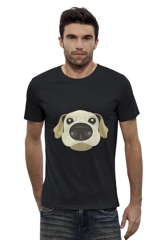 Футболка Wearcraft Premium Slim Fit Printio Собака футболка wearcraft premium slim fit printio avengers