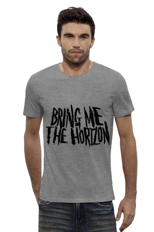 Футболка Wearcraft Premium Slim Fit Printio Bring me the horizon футболка для беременных printio bring me the horizon