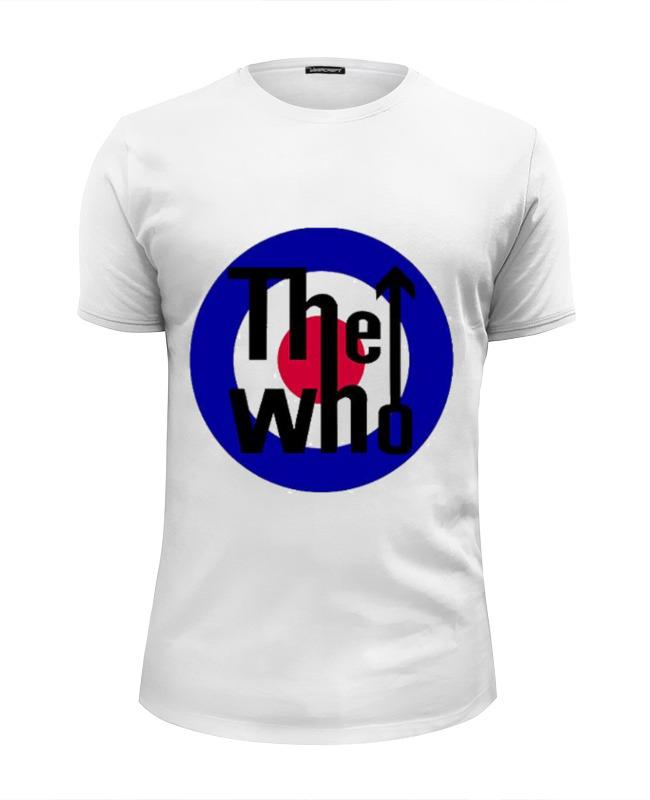 Футболка Wearcraft Premium Slim Fit Printio The who футболка wearcraft premium printio the who