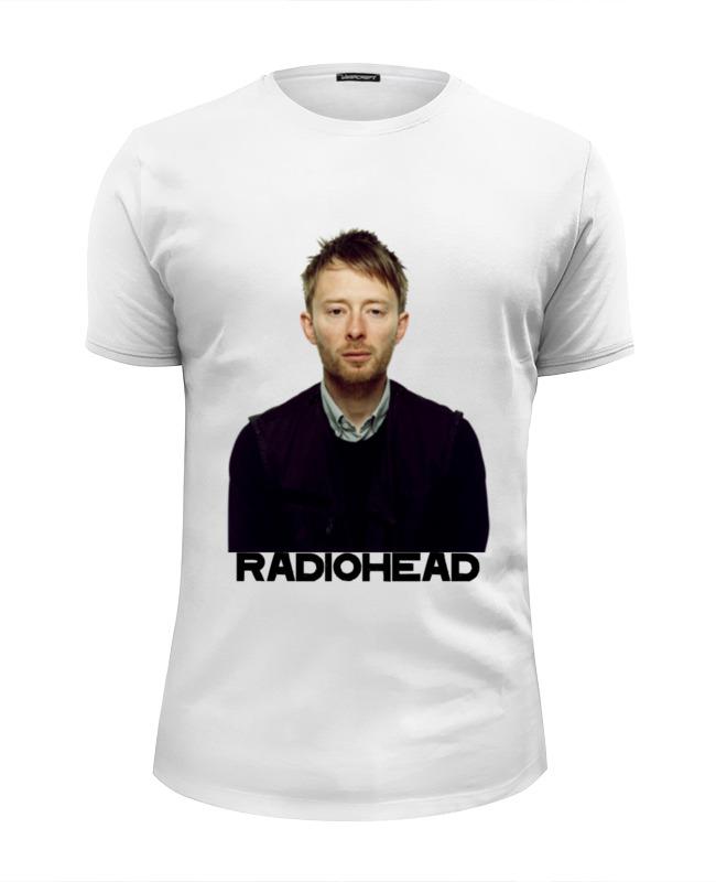 Printio Radiohead футболка wearcraft premium printio radiohead