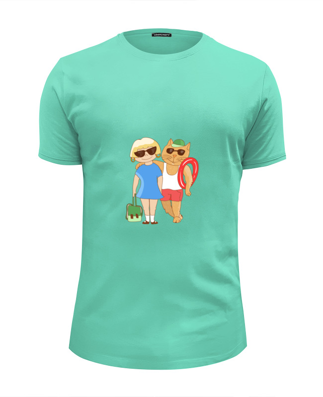 Футболка Wearcraft Premium Slim Fit Printio Hello summer футболка wearcraft premium slim fit printio jeep summer