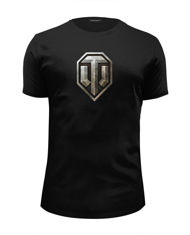 Футболка Wearcraft Premium Slim Fit Printio World of tanks футболка стрэйч printio world of tanks