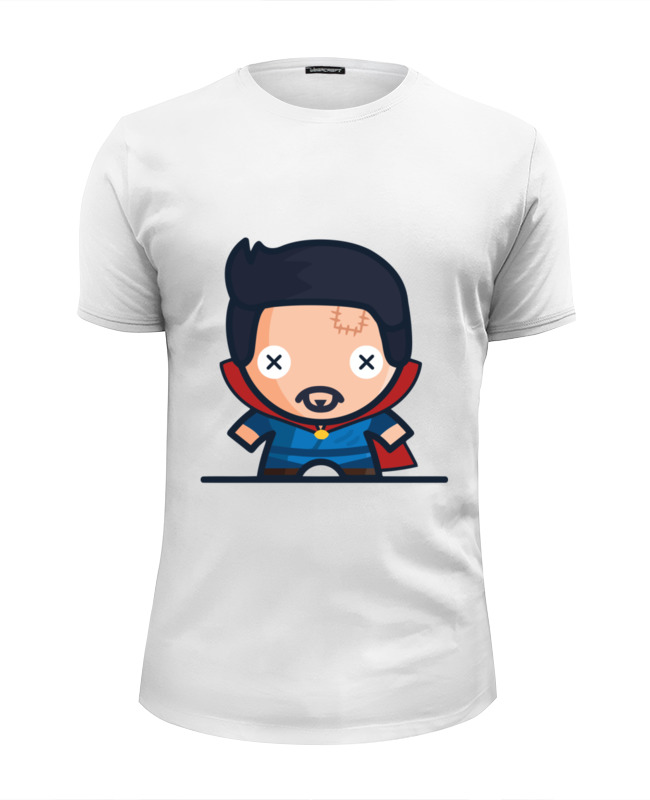 Футболка Wearcraft Premium Slim Fit Printio Доктор стрэндж футболка wearcraft premium printio доктор стрэндж