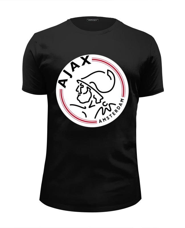 Футболка Wearcraft Premium Slim Fit Printio Ajax (аякс) ajax electra oedipus tyrannus