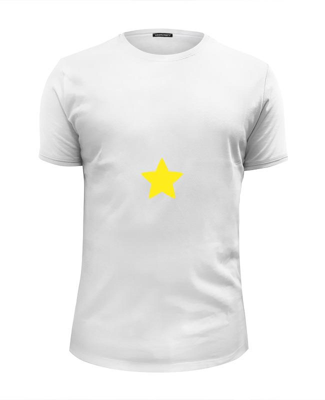 Футболка Wearcraft Premium Slim Fit Printio Steven universe 2 носки steven цвет белый 007 ld1 размер 44 46