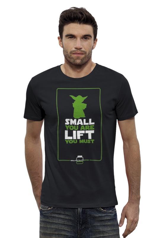 Футболка Wearcraft Premium Slim Fit Printio Фитпит.рф - спортивное питание спортивное питание