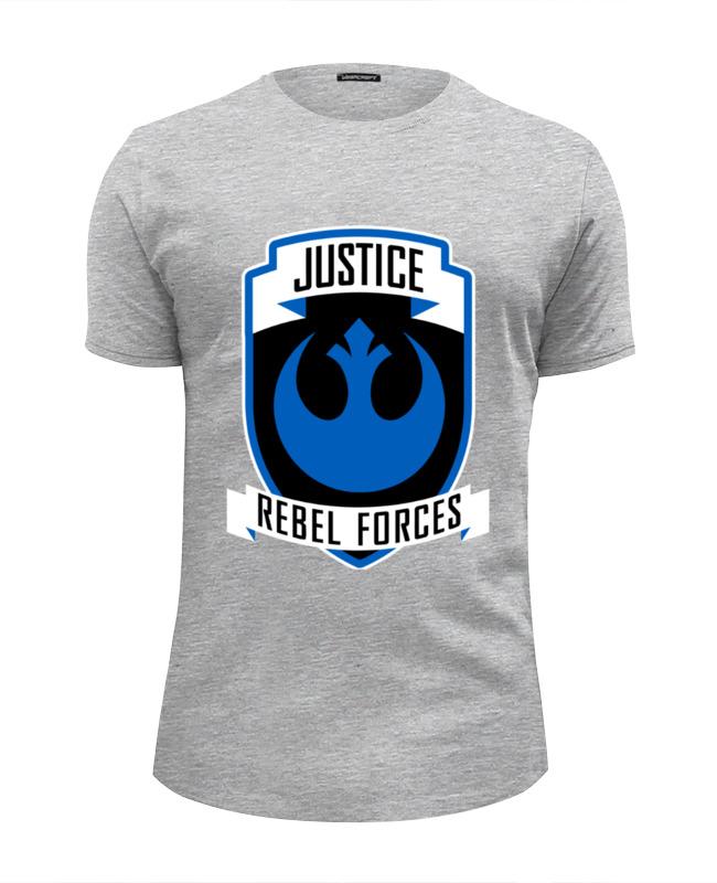 Printio Rebel force (star wars) футболка wearcraft premium slim fit printio rebel star wars