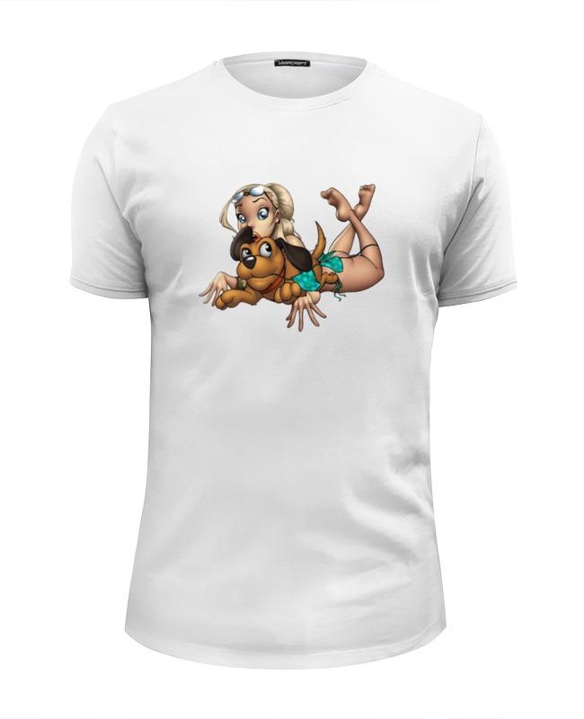 Футболка Wearcraft Premium Slim Fit Printio Случай на пляже футболка wearcraft premium slim fit printio случай в океане