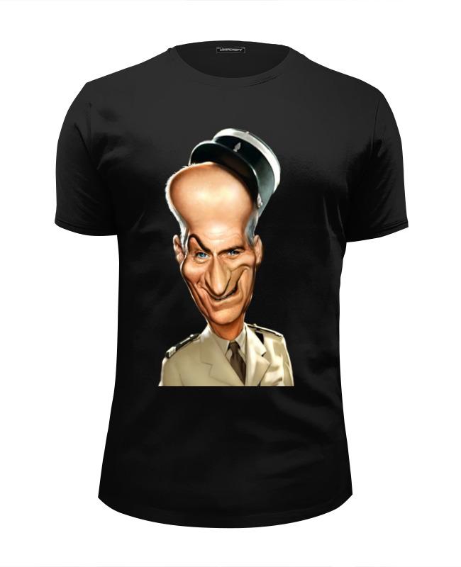 Футболка Wearcraft Premium Slim Fit Printio Louis de funes футболка wearcraft premium slim fit printio de vision 十三