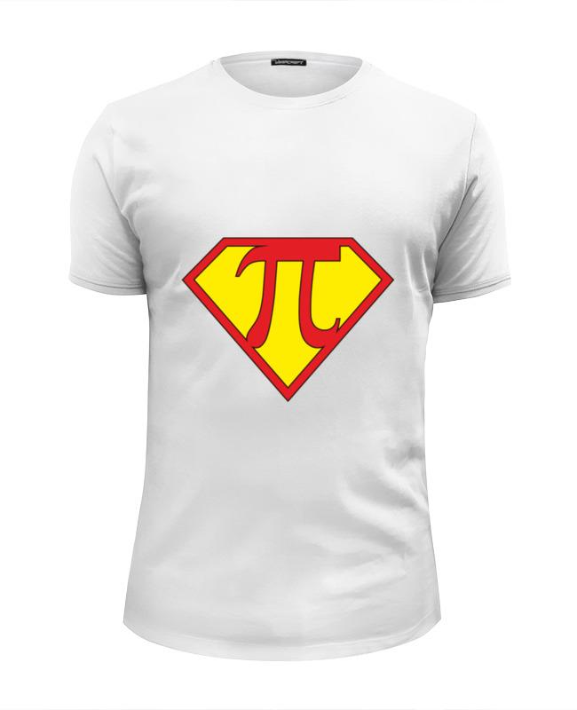 Футболка Wearcraft Premium Slim Fit Printio Супер пи мен футболка стрэйч printio супер пи super pi
