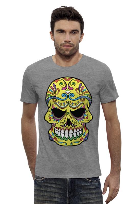 Футболка Wearcraft Premium Slim Fit Printio Skull футболка wearcraft premium slim fit printio skull