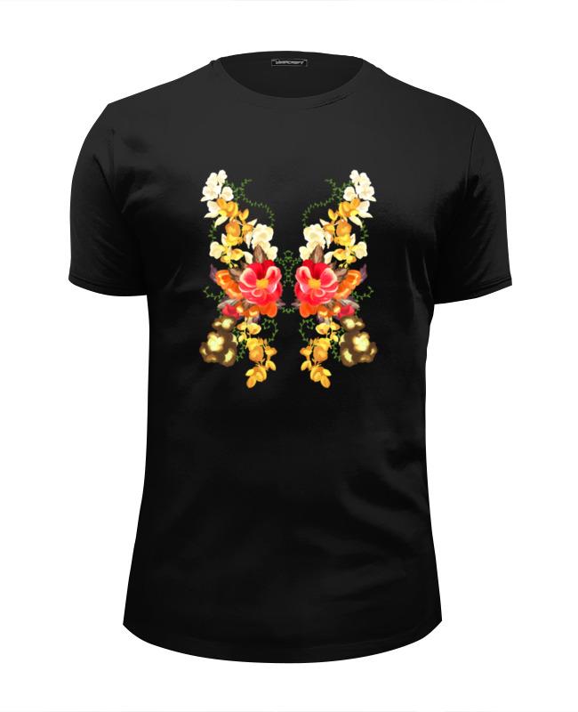 Printio Цветочная бабочка