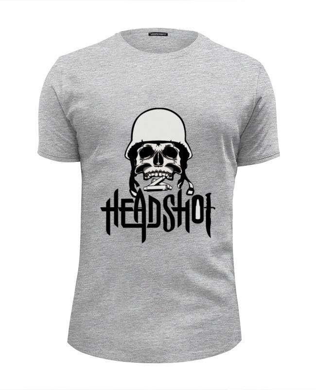 Футболка Wearcraft Premium Slim Fit Printio Headshot футболка wearcraft premium slim fit printio экран