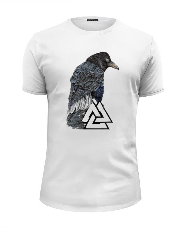Printio Ворон свободы футболка wearcraft premium printio ворон