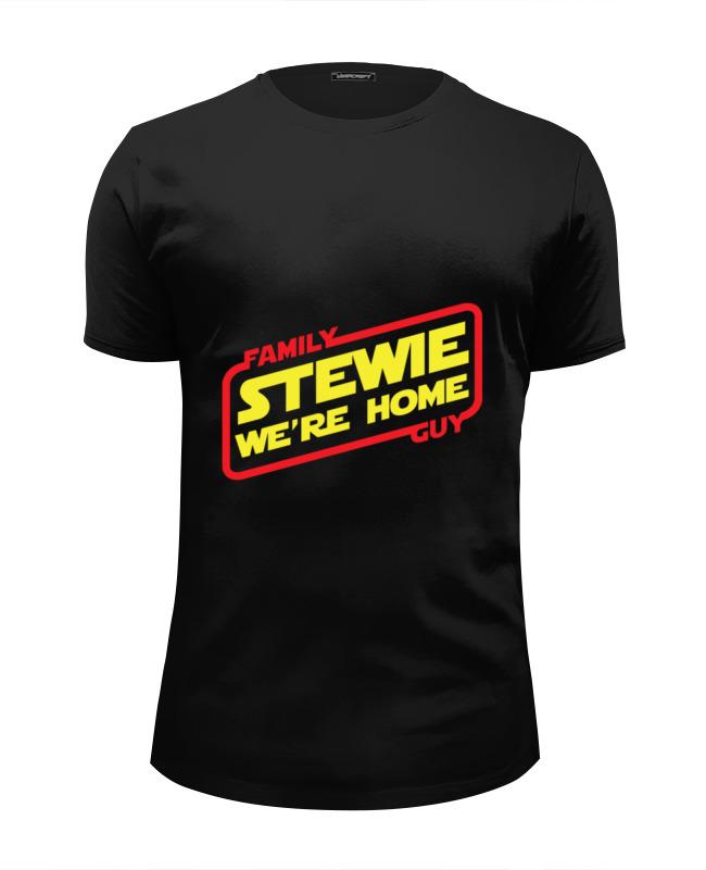 Футболка Wearcraft Premium Slim Fit Printio Стьюи (гриффины) футболка wearcraft premium slim fit printio гриффины