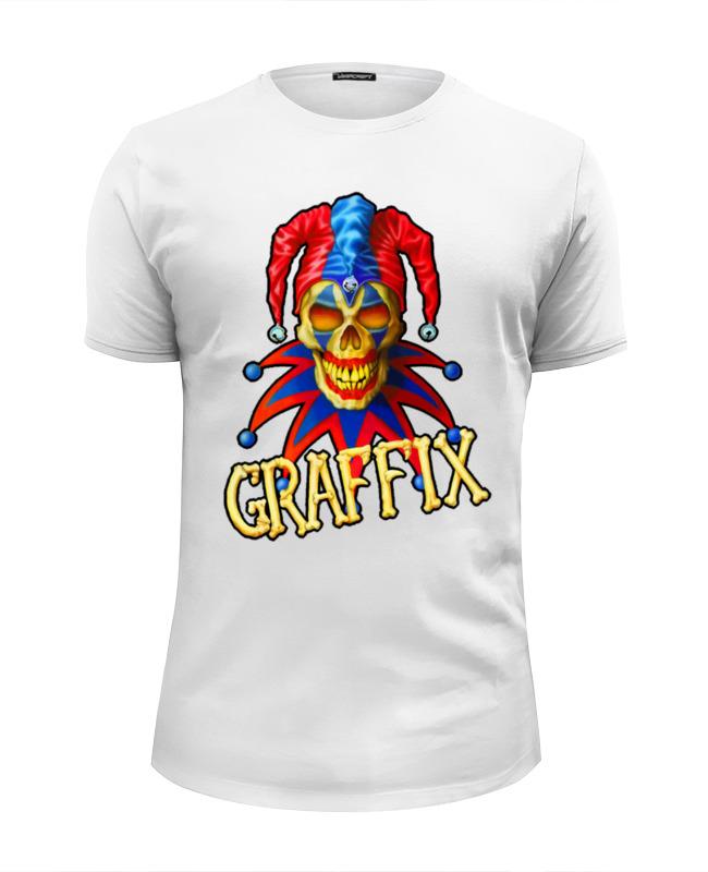 Printio Злой шут футболка wearcraft premium slim fit printio король и шут