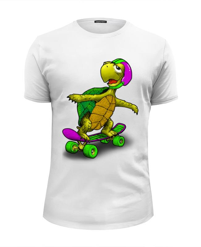 Printio Черепаха на скейте футболка wearcraft premium printio черепаха