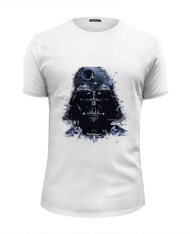 Футболка Wearcraft Premium Slim Fit Printio Star vaider футболка wearcraft premium printio боевая киса